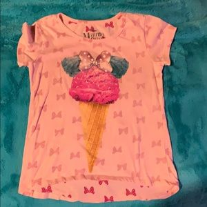 Disney girls top